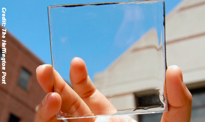 """""""Transparent Luminescent Solar Concentrator"""" Could Turn Windows into Solar-Power Generators"""
